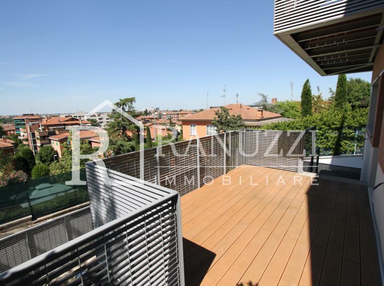 Villa zona Funivia_ampia terrazza panoramica privata