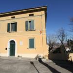 Bologna, Colle Osservanza, Villa, facciata
