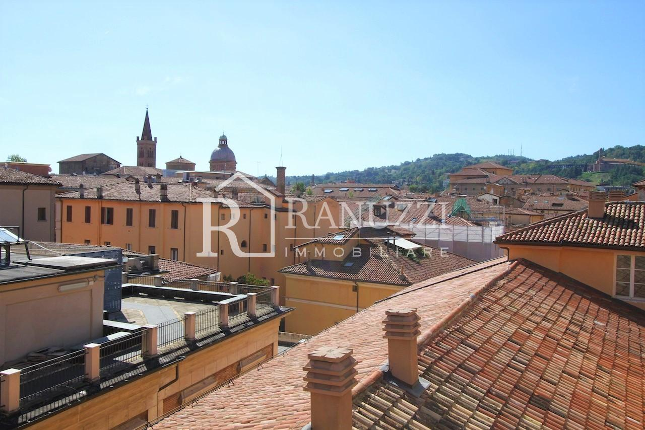 Attico Farini_vista panoramica